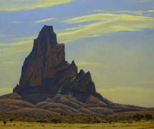 Timeless Giant, Monument Valley by artist Robert Peters robert peters Robert Peters timeless giant monument valley