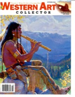 Oreland C. Joe Western Art Collector 2009 Oreland C. Joe Articles Oreland C. Joe Articles joe western art collector 2009