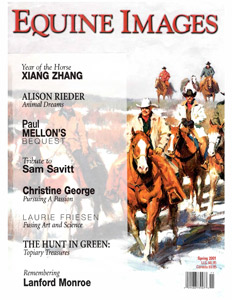 Xiang Zhang Equine Images 2001