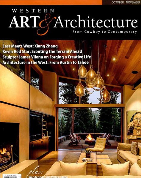 Xiang Zhang Western Art and Architecture 2014