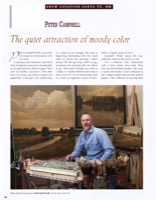 Peter Campbell Western Art Collector 2007