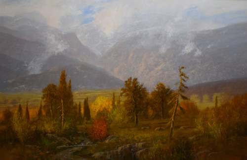 Raymond Knaub exhibitions Exhibitions rocky mountain national park